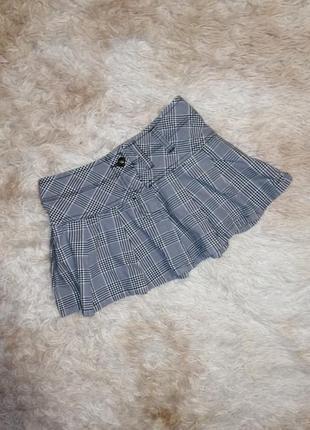 Фирменная юбка в школу