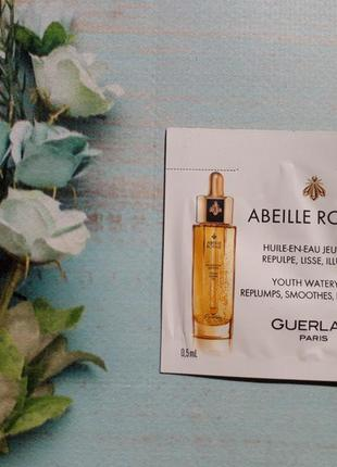 Масло guerlain abeille royale youth watery oil