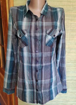 Amisu рубашка м размер