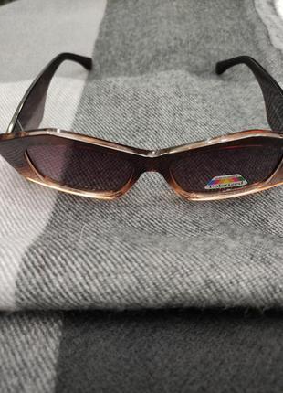 Солнцезащитные очки линзы полароид