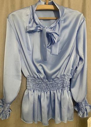 Блуза под шёлк италия
