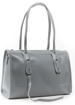 Женская кожаная сумка жіноча шкіряна деловая