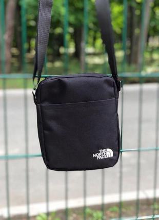 Слишком удобная молодежная сумка барсетка клатч tnf the north face зэ на фак