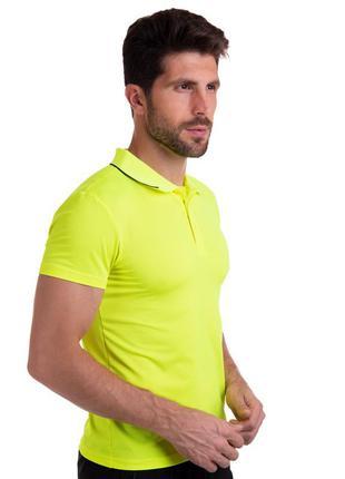 Спортивна чоловіча фудболка polo для бігу, тенісу  та повсякденного використання