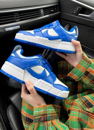 Кроссовки женские nike dunk disrupt blue