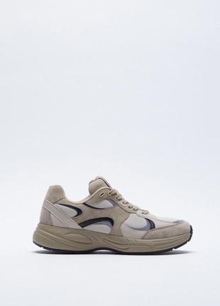 Кожаные кроссовки, кеды из натуральной кожи, слипоны