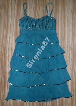 Коктейльное платье №404  debenhams