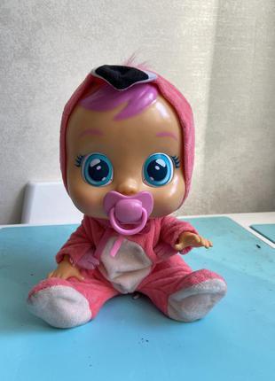 Кукла cry babies оригинал