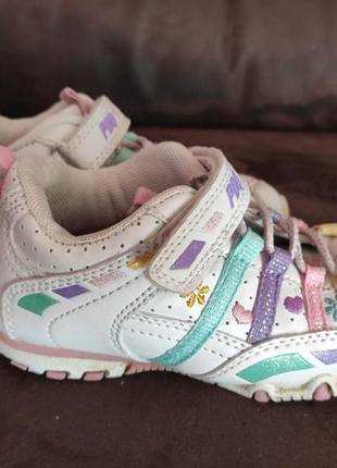 Кросівки pdq на дівчинку, кроссовки