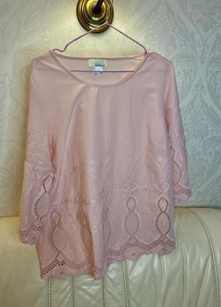 Очень красивая нательная блуза