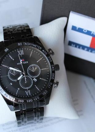 Мужские часы black&silver