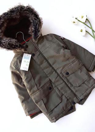 Парка, куртка primark