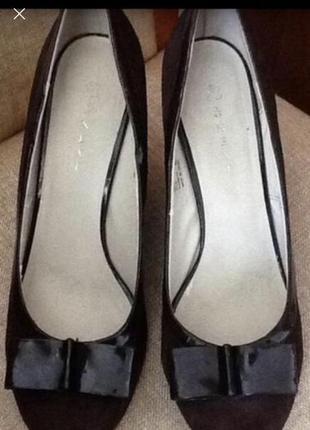 Кожаные туфли next 42-43 (28)