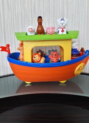 Іграшка ноєв ковчег