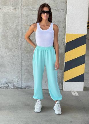 Женские  спортивные штаны брюки повседневные цвета в ассортименте