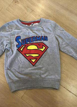 Свитер superman