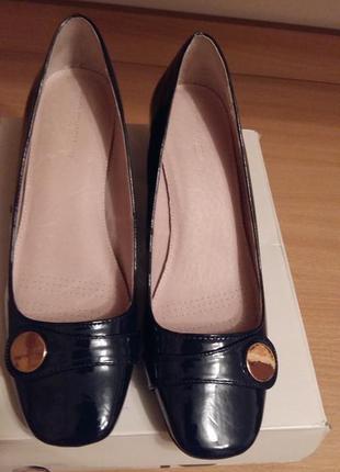 Классические туфли некст 41 размера