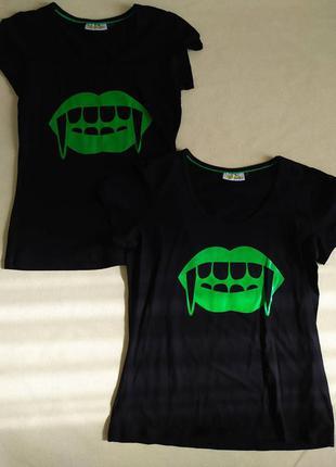 Новые футболки хэллоуин