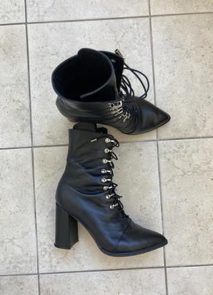 Ботинки украинского бренда emmilie delage