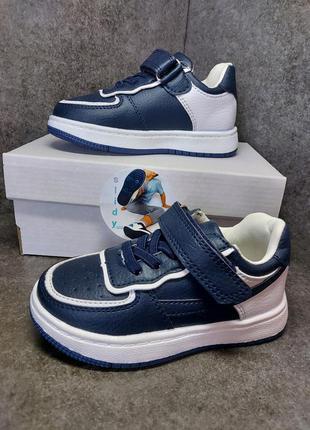 Классические демисезонные кроссовочки для мальчика 25-30р