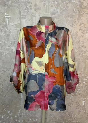 Шикарная шелковая блуза inwear