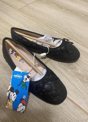 Туфли лоферы лодочки ботинки zara