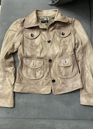 Кожаная куртка/пиджак s.w.o.r.d