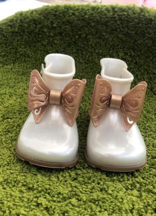 Mini melissa ботиночки