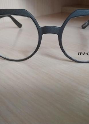 Новая италия стильная легкая карбоновая оправа, очки, окуляри incredible (инкредибл)