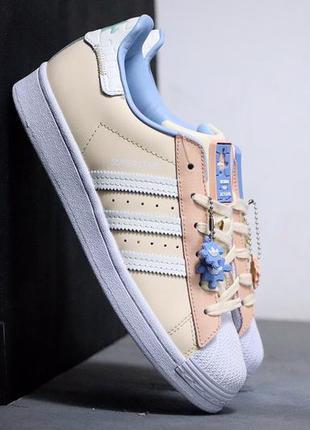 Кроссовки adidas clover originals superstar