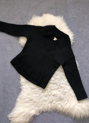 Шерстяной свитер кофта мохер шерсть мохеровый