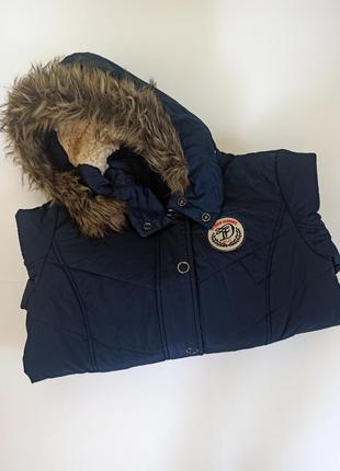 Куртка осінь-зима tom брендовий одяг та взуття stock