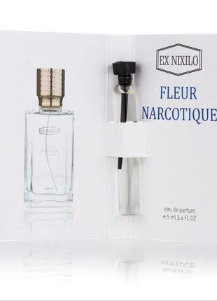 Ex nihilo fleur narcotique (унисекс) 5 ml