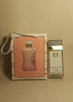 Parfums de marly delina exclusif 50мл в подарочной упаковке