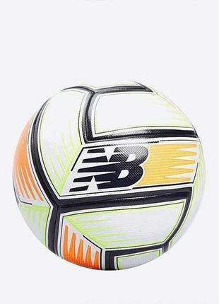 Футбольный мяч new balance geodesa match football
