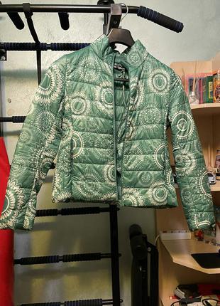 Легкая куртка desigual