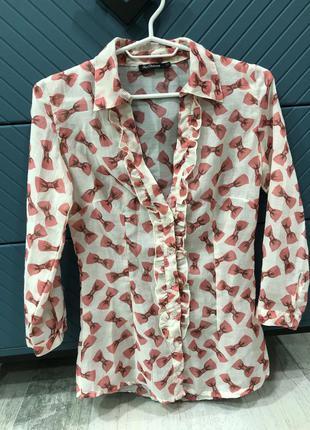 Рубашка блузка kira plastinina