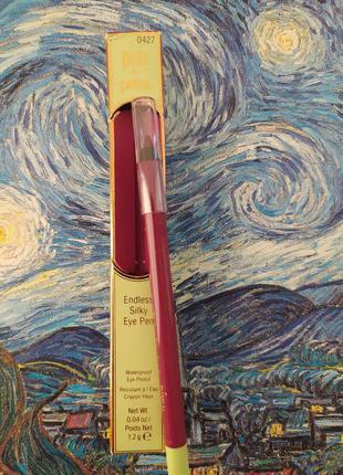 Карандаш для глаз pixi silky eye pen оттенок veryberry