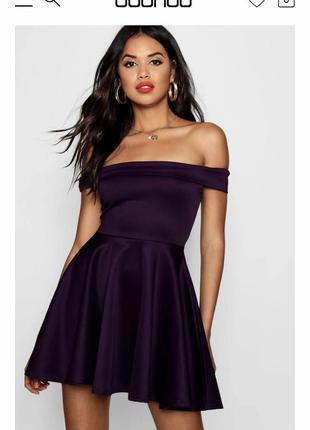 Стильне романтичне плаття від boohoo