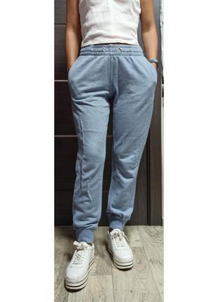 Спортивные штаны, голубые