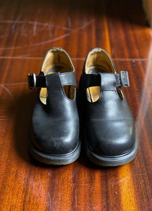 Dr martens mary jane туфлі