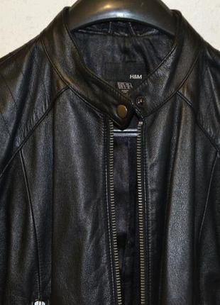 Продам натуральную кожаную курточку