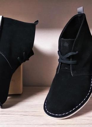 Clarks демисезонные ботинки ecco geox zara