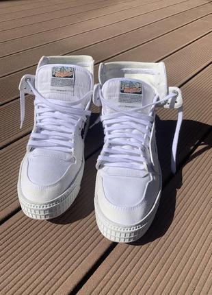 Off white кроссовки