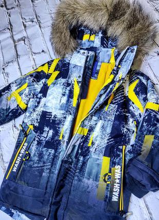 Термо куртка пальто пуховик