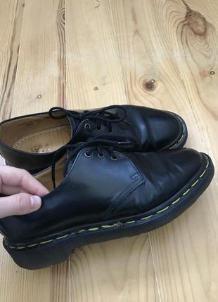 Оригинальные туфли dr martens