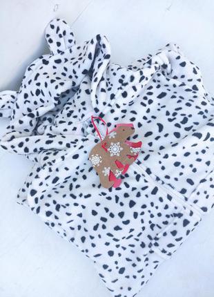 Теплий дитячий домашній комбінезон піжама кігурумі  next для дівчинки на зріст 146 см.