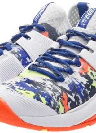 Кроссовкиbabolat men's propulse rage all court tennis shoes (white/rabbit)