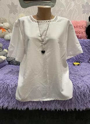 Очень красивая нежная блуза
