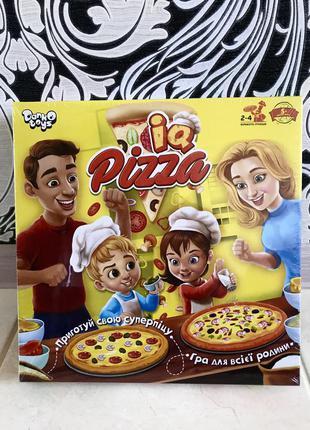 Настольная игра iq pizza